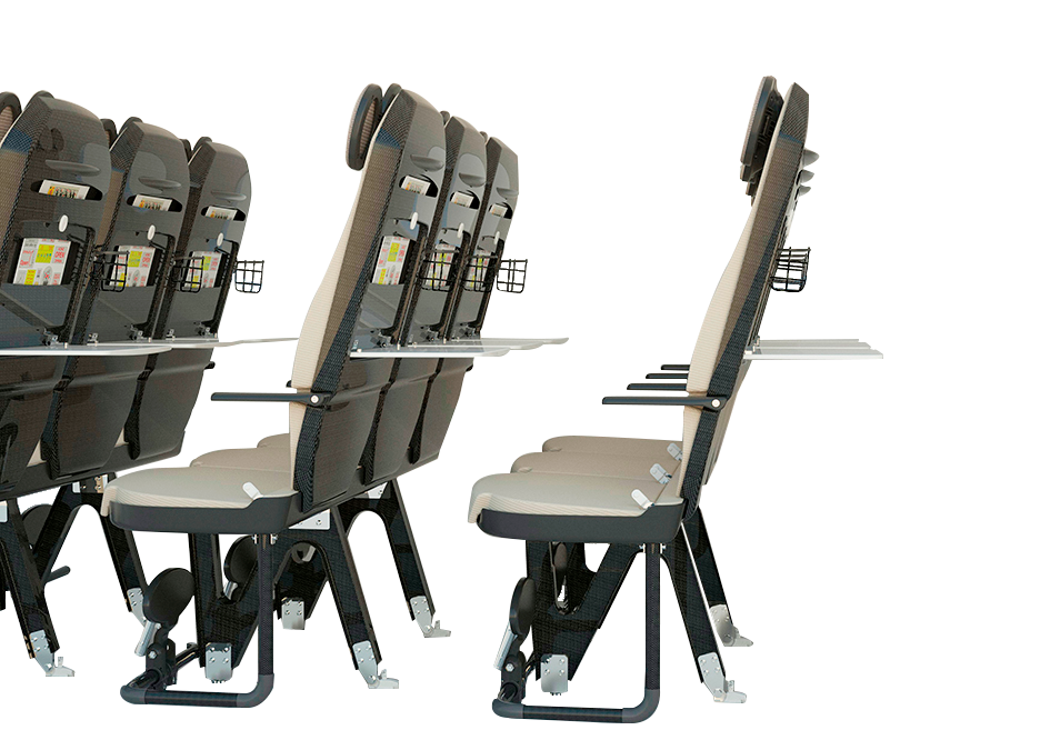 Manufacturing the next generation of aircraft seats: healthier, lighter, cost-effective and recyclable